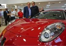 Alfa Romeo ook van start in Canada