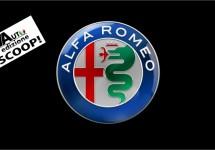 Nieuw Alfa Romeo logo heel even te zien op internet