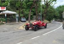 Zomerse start Mille Miglia 2015