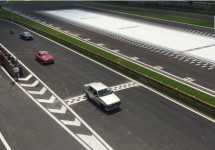 Alfisti vieren opening circuit in Arese