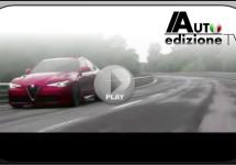 Promofilmpje toont Alfa Romeo Giulia op z'n best