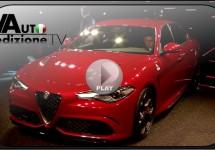 Terugblik presentatie Alfa Romeo Giulia