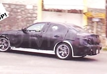 Alfa Romeo Giulia in definitieve carrosserie!