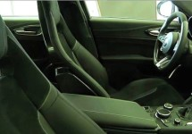 Eerste interieurfoto's Alfa Romeo Giulia en meer