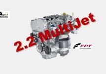 Nieuwe 2.2 MultiJet diesel debuteert op Jeep Cherokee