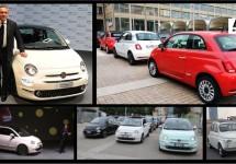 Alfredo Altavilla over Fiat en de nieuwe 500