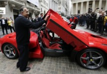 Ferrari vraagt beursnotering Wall Street aan