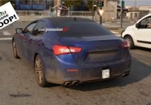 SCOOP: Maserati Ghibli MC met 3.8 V8 gespot