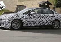 Alfa Romeo Giulia diesel doet tests in Duitsland