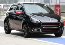 De Abarth Punto reïncarneert in India