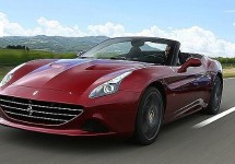 Opvolger Ferrari California op nieuw platform