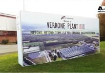 Voormalige Lancia fabriek in Verrone wint prijs