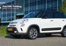 Test Fiat 500L Trekking BiFuel: Onvolprezen multitalent