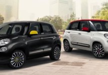 Fiat 500L in Italië als rijk uitgeruste Urban Edition