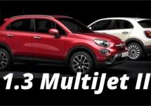 Fiat 500X nu ook met 1.3 MultiJet dieselmotor