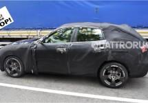 Definitieve versie Maserati Levante voor het eerst gespot