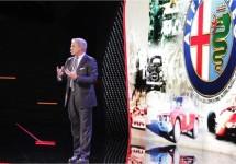 Harald Wester als kind al onder de indruk van Alfa Romeo