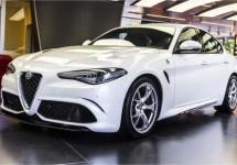 Alfa Romeo Giulia Quadrifoglio al 7000 keer besteld