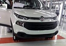 Fiat Toro goed te zien op assemblagelijn
