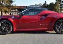 Speciale Alfa 4C editie voor Club Italia