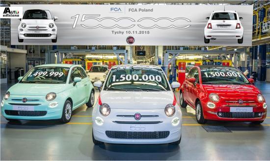 Fiat 500 Tychy