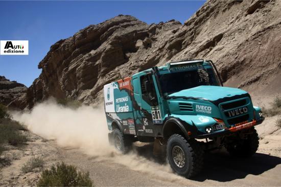 Iveco Dakar2