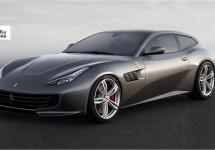 Ferrari FF facelift heet GTC4Lusso