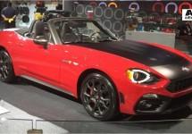 In Amerika heet ie Fiat 124 Spider Elaborazione Abarth
