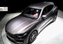 Maserati stuk meer flatteus dan op eerste kiekjes
