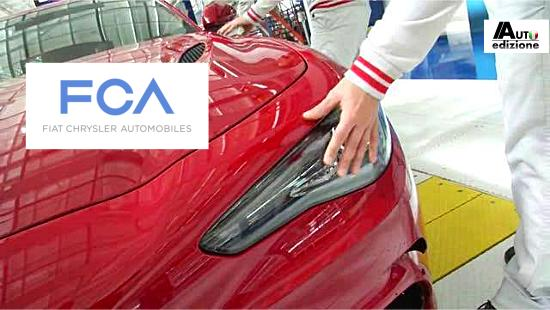 FCA vendite