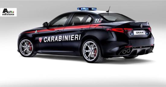 Giulia carabinieri3