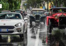Natte start maakt Mille Miglia 2016 niet minder aantrekkelijk