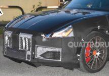 Maserati Quattroporte krijgt nieuwe look