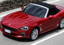 Mazda dankt Fiat voor ontwikkeling 124 Spider