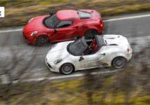 Alfa Romeo 4C krijgt mogelijk heel andere opvolger
