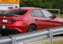 Alfa Romeo Giulia GTA in de maak?
