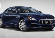Maserati toont update Quattroporte