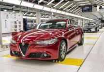 Italiaanse auto-industrie flink in de lift dankzij groei FCA