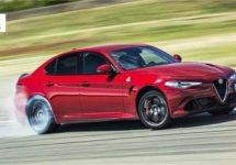 Alfa Romeo Giulia nu al tussen best verkochte sedans van Italië