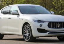 Maserati Levante trekt Duitse klant