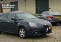 Giulietta doet gewoon mee aan comeback Alfa Romeo