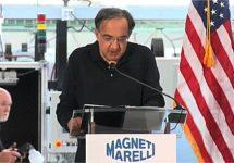 Marchionne heeft andere plannen met Magneti Marelli dan verkoop