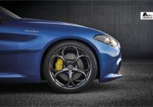 Alfa Romeo toont Giulia Veloce en Advanced Efficiency in Parijs