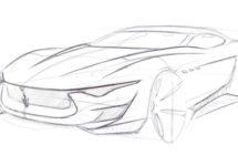 Maserati legt focus op ontwikkeling elektrische auto