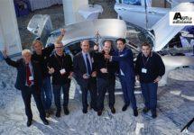 Alfa Romeo Giulia wint 'EuroCarBody 2016' award