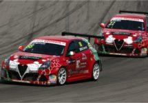 TCR toerwagencompetitie is proeftuin voor Alfa Romeo