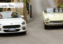 Al een halve eeuw Fiat (124) Spider
