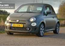 Nieuwe Fiat 500S blijkt absolute eyecatcher