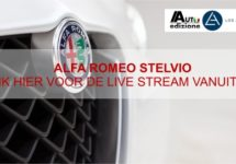De Alfa Romeo Stelvio live vanuit Los Angeles!