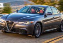 Duitsers vinden Alfa Romeo Giulia het mooist